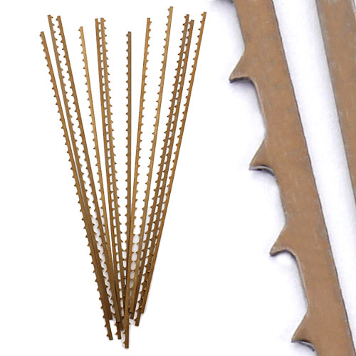 Olson Thick Wood Scroll Saw Blades, 12 ct