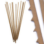 OLSON THICK WOOD SCROLL SAW BLADES - 12 PK
