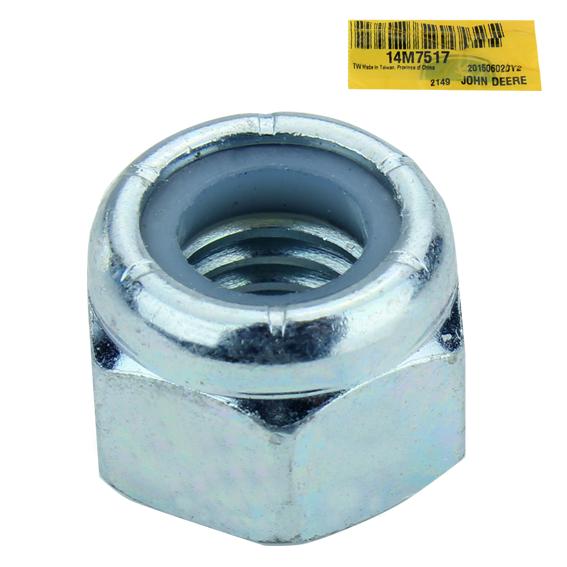 John Deere #14M7517 Lock Nut