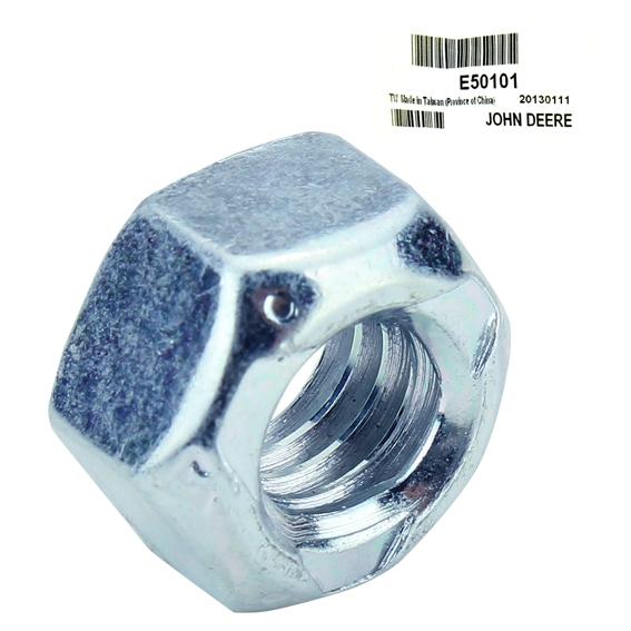 JOHN DEERE #E50101 LOCK NUT