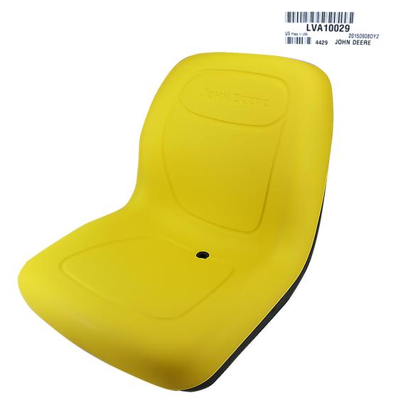 JOHN DEERE #LVA10029 SEAT