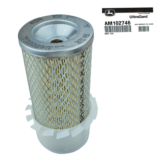 John Deere #AM102746 Air Filter Element