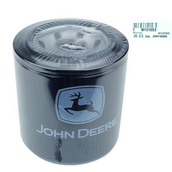 JOHN DEERE #M131053 HYDRAULIC OIL FILTER