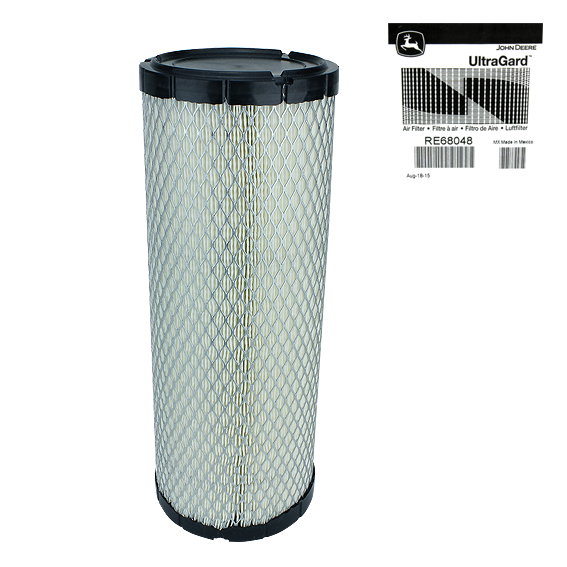 John Deere #RE68048 Primary Air Filter Element