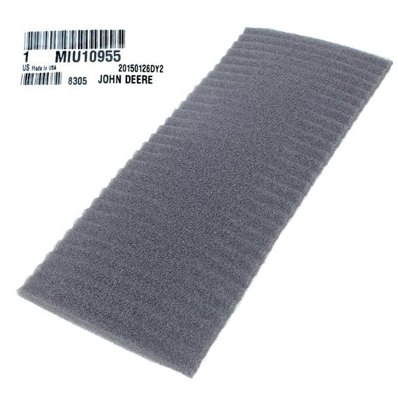 John Deere #MIU10955 Air Filter Pre-Cleaner