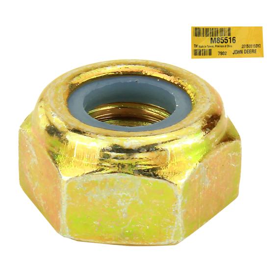 JOHN DEERE #M85516 LOCK NUT