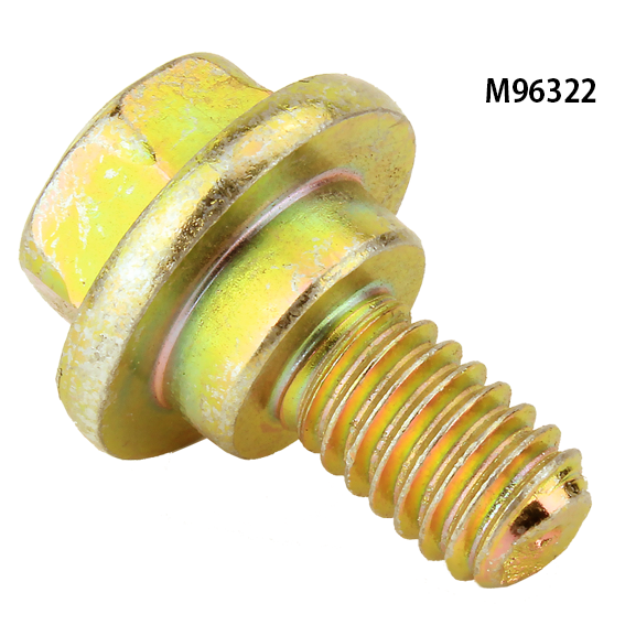 JOHN DEERE #M96322 SCREW