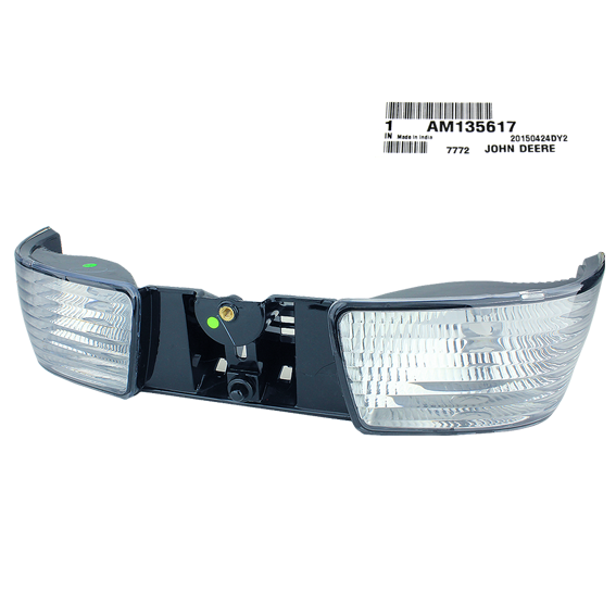 John Deere #AM135617 Front Headlight Housing