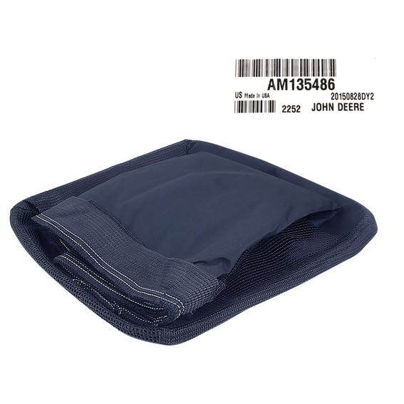 JOHN DEERE #AM135486 GRASS BAG