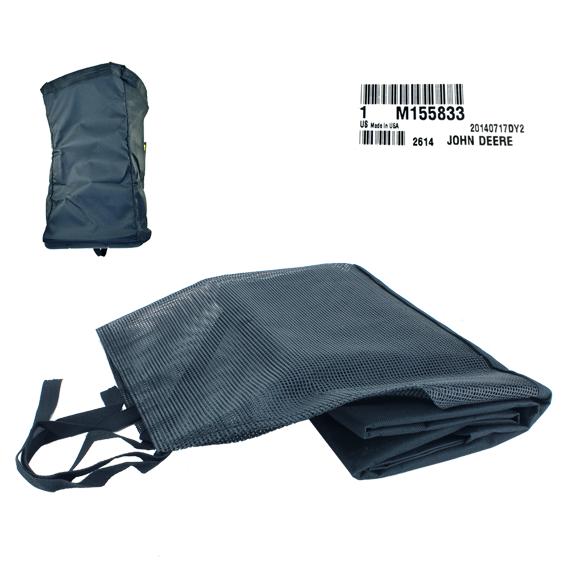 John Deere #M155833 Fabric Canopy