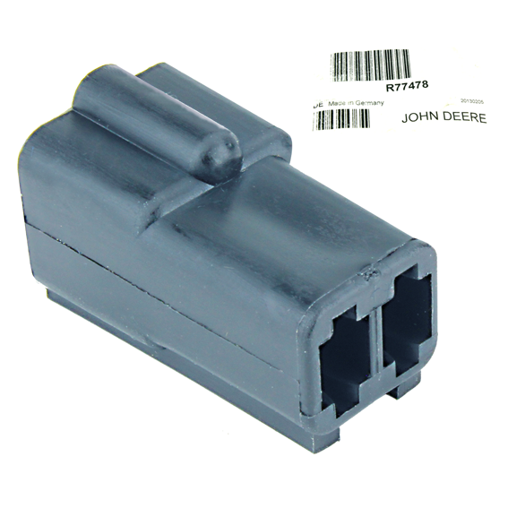 JOHN DEERE #R77478 ELECTRICAL CONNECTOR ASSEMBLY