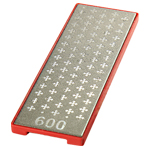 M-POWER PSS1 DIAMOND CROSS FINE FINISHING STONE - RED