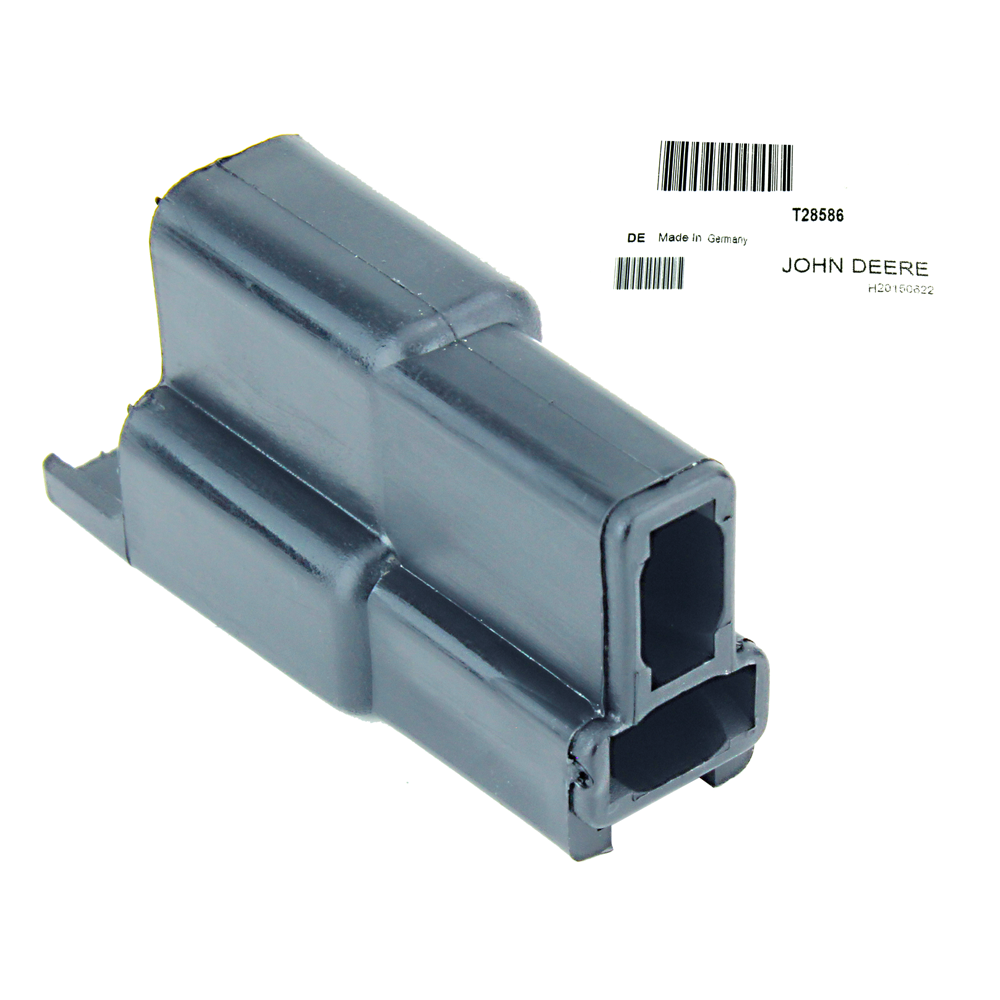 JOHN DEERE #T28586 ELECTRICAL CONNECTOR ASSEMBLY