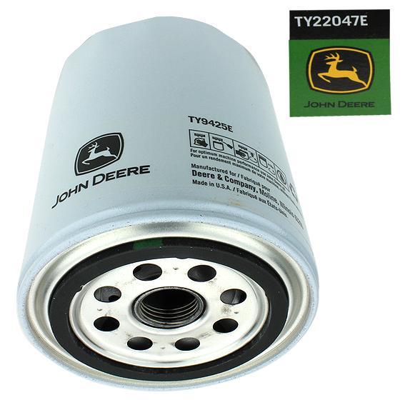 John Deere #TY22047E Oil Filter