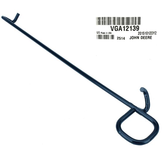 JOHN DEERE #VGA12138 GATOR RIGHT HAND CARGO BOX LATCH