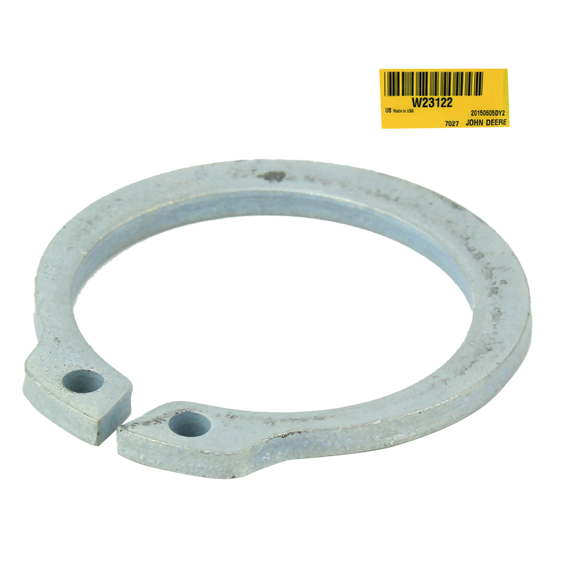 JOHN DEERE #W23122 SNAP RING