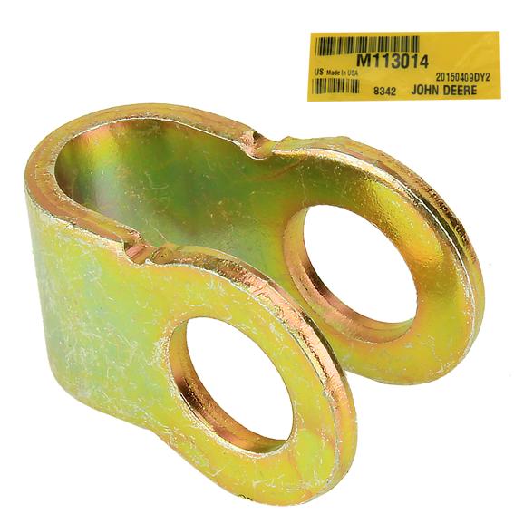 JOHN DEERE #M113014 CLEVIS
