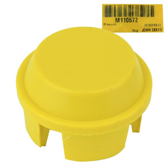 John Deere #M110572 Gauge Wheel Cap
