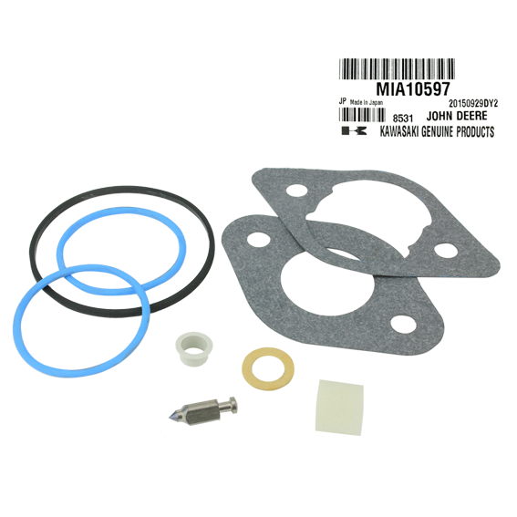 John Deere #MIA10597 Carburetor Repair Kit
