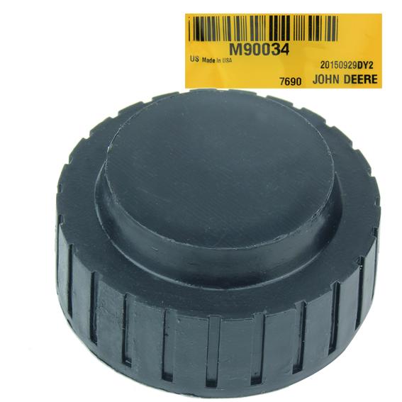 John Deere #M90034 Radiator Overflow Filler Cap