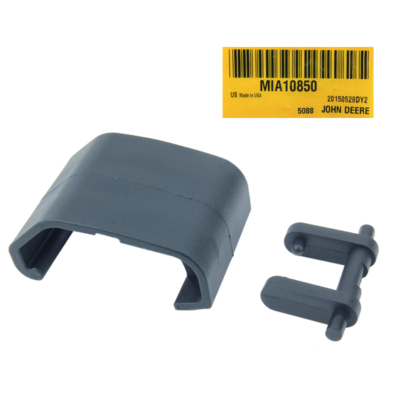 JOHN DEERE #MIA10850 AIR FILTER COVER HOOK KIT