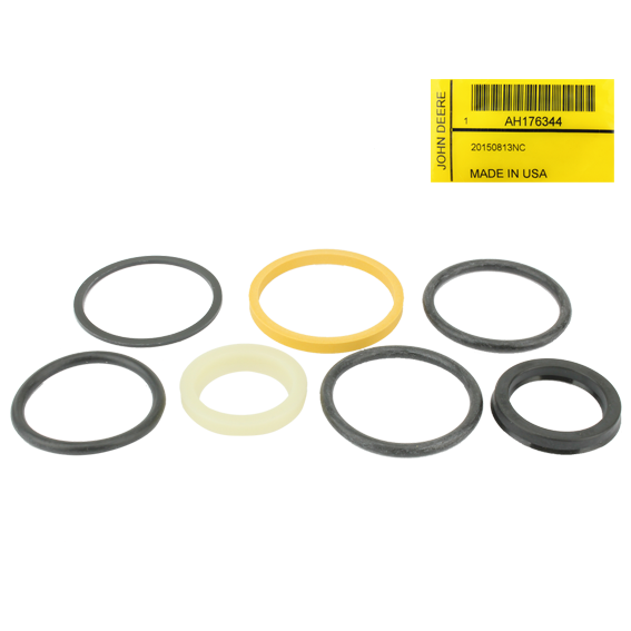 John Deere #AH176344 Hydraulic Cylinder Kit