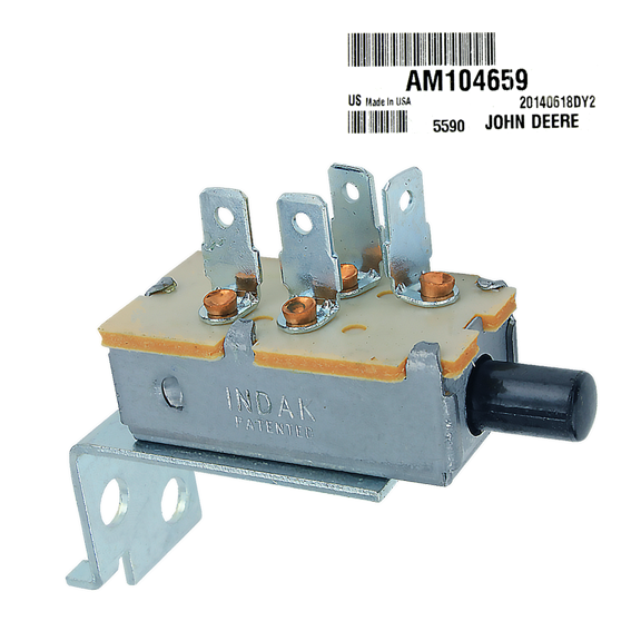 JOHN DEERE #AM104659 PTO SWITCH