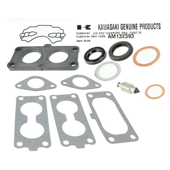 John Deere #AM132393 Carburetor Repair Kit