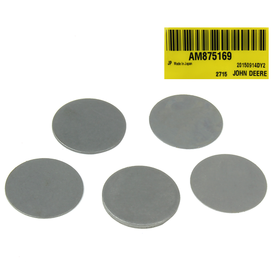 John Deere #AM875169 Hydraulics Solid Shim Kit