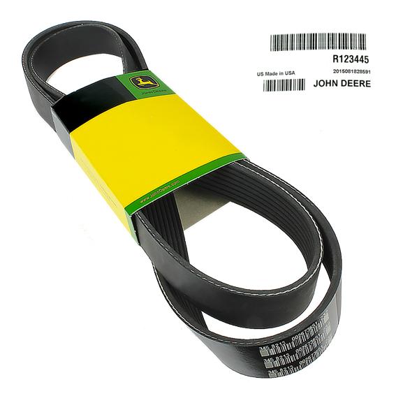 JOHN DEERE #R123445 V-BELT