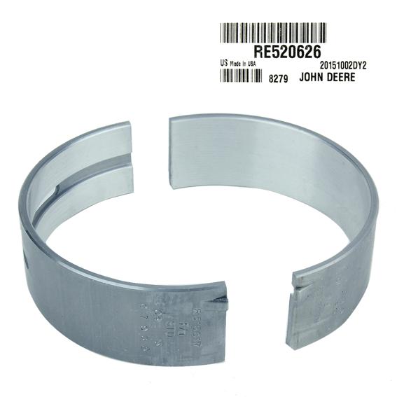 JOHN DEERE #RE520626 STANDARD CRANKSHAFT BEARING KIT