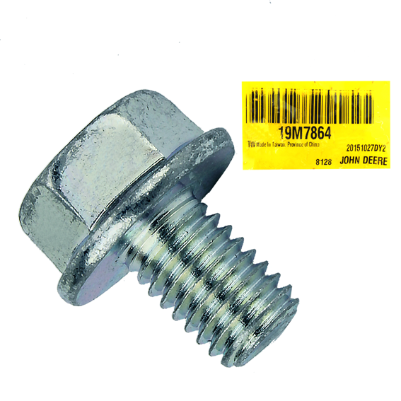 JOHN DEERE #19M7864 SCREW