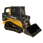 Ertl Prestige Series John Deere 1:16 Scale 323D Compact Loader