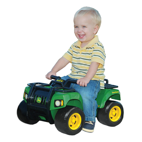 ERTL JOHN DEERE SIT-N-SCOOT ACTIVITY ATV