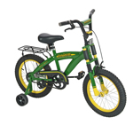 ERTL JOHN DEERE 16 BICYCLE