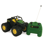 ERTL JOHN DEERE MONSTER TREADS 5 RADIO CONTROLLED RSX GATOR