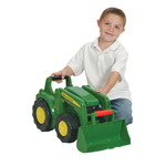 Ertl John Deere Big Scoop Tractor With Loader