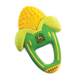 TOMY VIBRATING AND MASSAGING JOHN DEERE CORN TEETHER