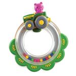 Tomy John Deere Tractor Ring Rattle