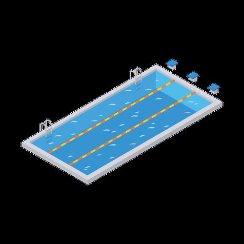 Pools illustration