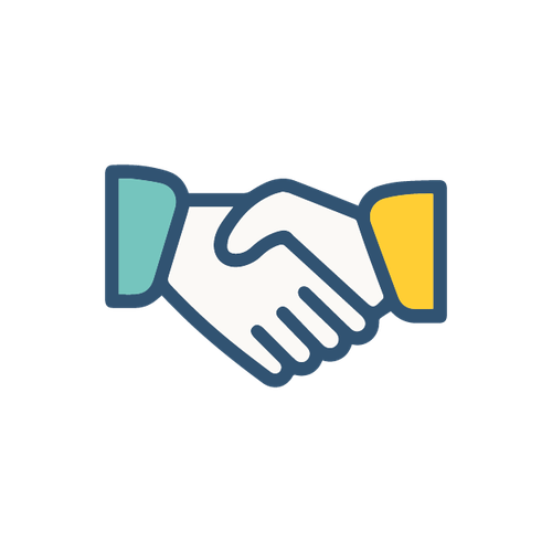 Community partnering illustration