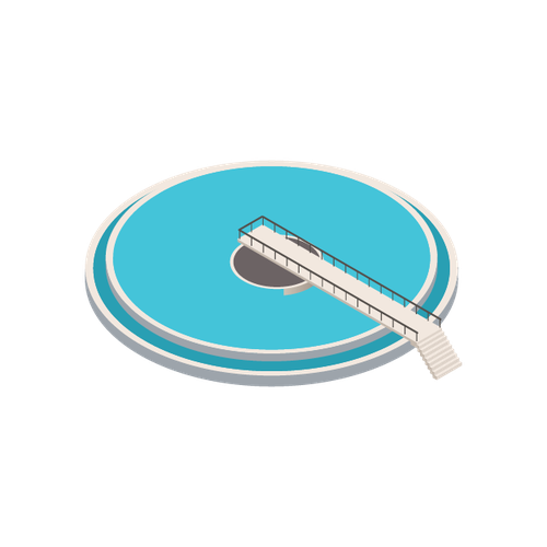 Wastewater illustration