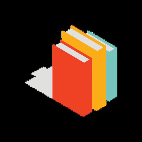 Libraries illustration