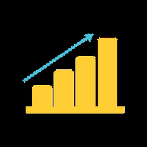 Development and growth illustration