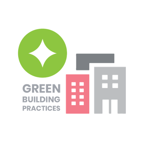 ensuring new commercial buildings follow green building rating standards