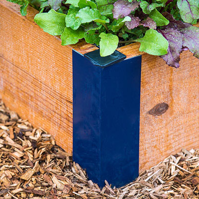 Raised Garden Bed Corners