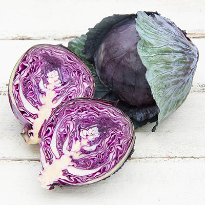 Omero Hybrid Red Cabbage