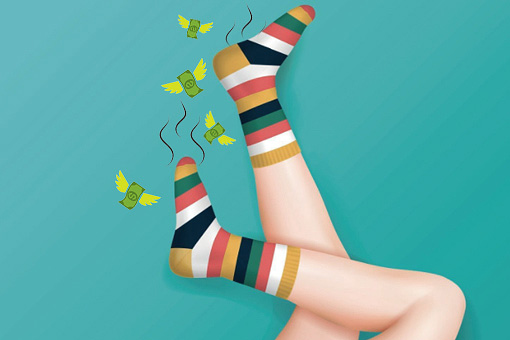 How To Make Money Selling Used Socks