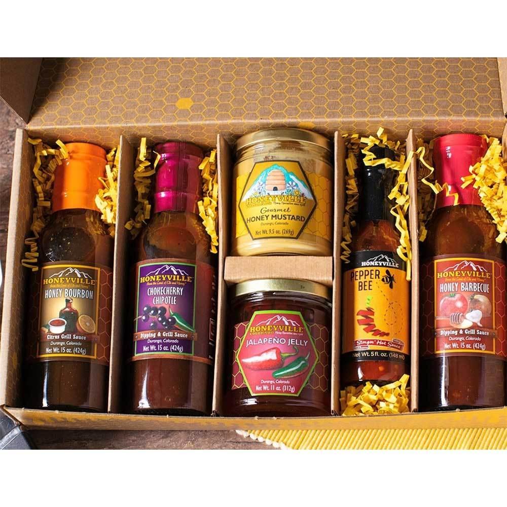 GIFT BOX: LARGE GRILL BOX