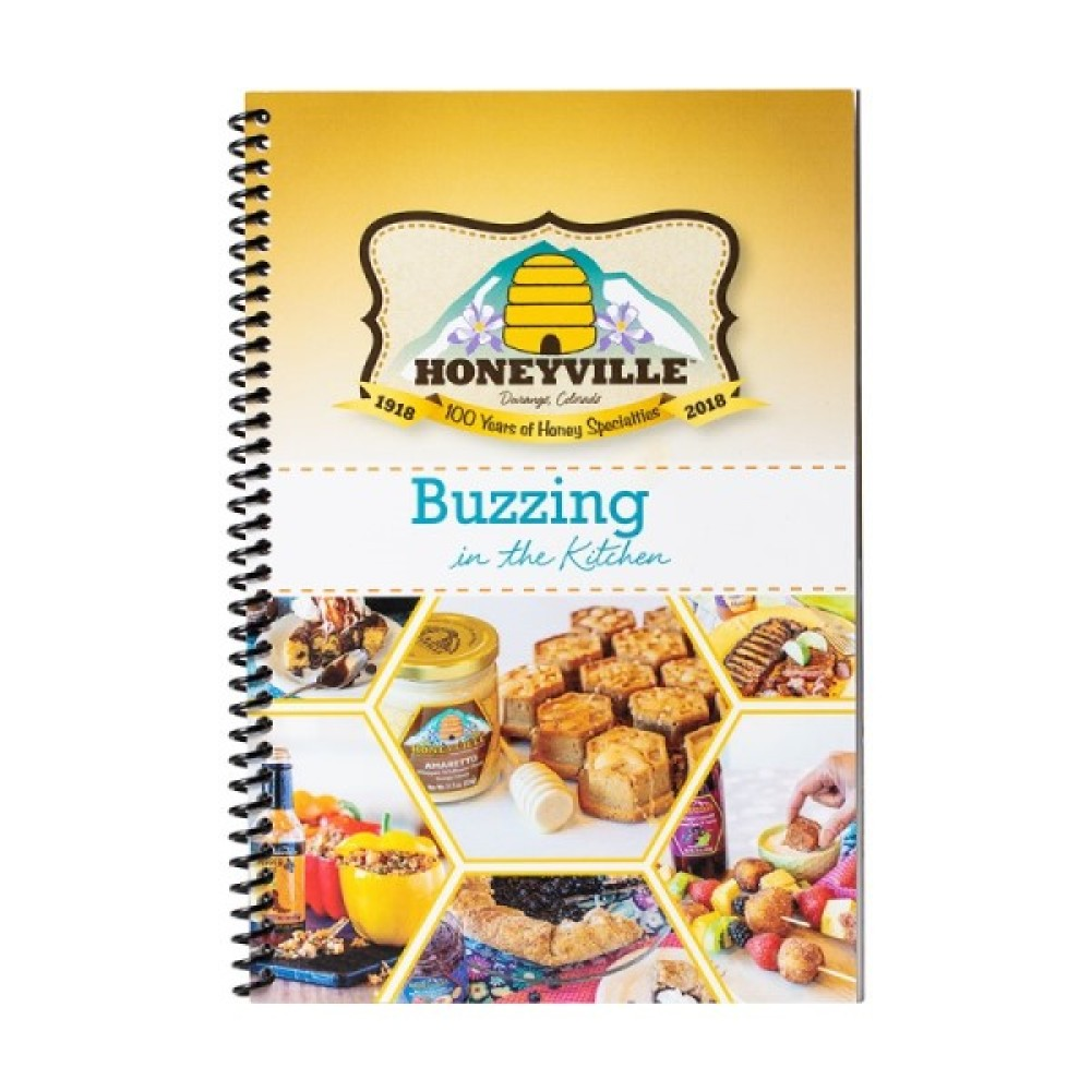 BUZZING IN THE KITCHEN COOKBOOK